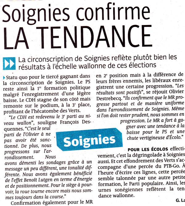 article dh lundi 26 mai 2014