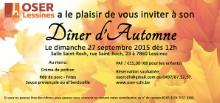 invit diner automne 2015